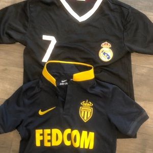 Other - 2 boys small soccer jerseys